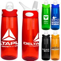 Two Tone 25oz Contour Bottle