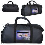 Custom Full Color Pocket Duffle Bag