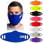Custom Colorful Fabric Face Mask