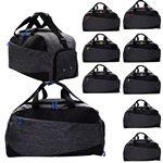 Custom X Line Duffle Bag (Blank)
