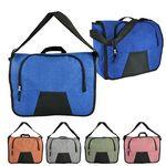 Custom Ridge Messenger Bag (Blank)