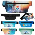 Custom Full Color Fanny Pack