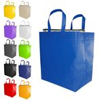Custom Insulated Snap Grocery Tote (Blank)