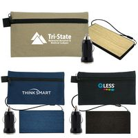 Canvas Woodland Charging Set