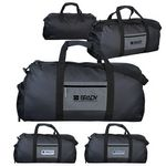 Custom Reflective Pocket Duffle Bag