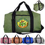 Custom Ridge Duffle Bag