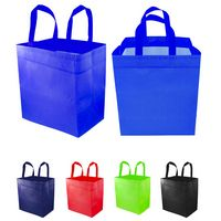 Laminated Grocery Bag (Blank)