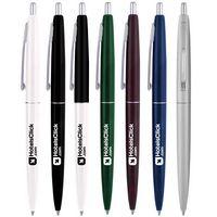 Seville S Plastic Ballpoint click Pen