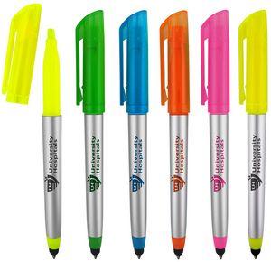 Comet Pen Stylus Highlighter combo