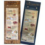 Custom Wood Menu Board