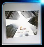 Custom Clear acrylic plaque (7