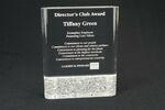 Custom Accent Line Award (5