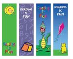Stock Lenticular Tip Chart Bookmark (1 Color)