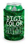 DigiColor Camo Kolder Holder Can Cover w/ Glued Bottom (4 Color Process)