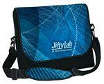 Custom X-Large Neoprene Laptop Messenger Bag - 4C Process (13