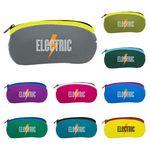 Custom L.E.N.S. Large Eyewear Neoprene Storage Bag