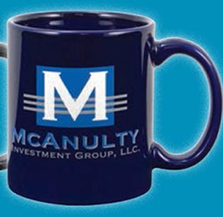 11 Oz. Standard Maroon Ceramic Creative Mug