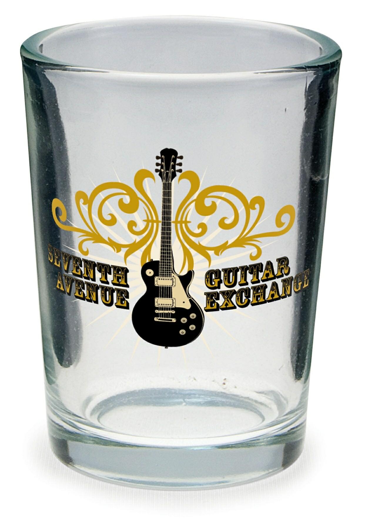 4 Oz. Jumbo Specialty Shot Glass