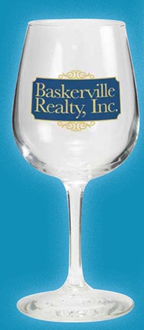 Wine Glass (12.75 Oz.)