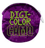 DigiColor Camo Coin Coolie Bag (4 Color Process)