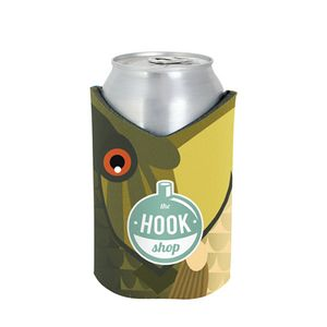 Custom Printed Fish Shaped Can Coolers