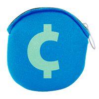 Scuba Foam Coin Coolie Bag (1 Color)