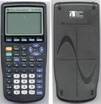 Custom Texas Instruments TI-83 Plus Scientific/ Graphing Calculator
