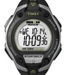 Custom Timex Ironman Black/Silver Traditional 30 Lap Mega Watch