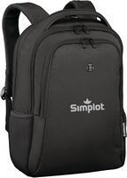 """Swiss Army Surge DX 15.6"""" Laptop Backpack with Tablet Pocket"""