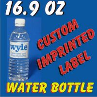 16.9 Oz. Bottled Water 1