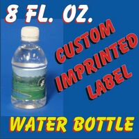 8 Oz. Bottled Water 1