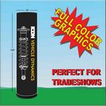 Custom 12 Foot Tall Tradeshow Inflatable Tube