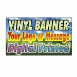 Custom Tradeshow Custom Event Outdoor Advertising Sign and Banner