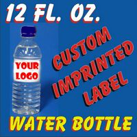 12 Oz. Bottled Water 5