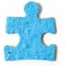 Custom Mini Jigsaw Puzzle Piece Style Shape Seed Paper Gift Pack
