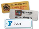 Custom Primo Plus Rectangle 0.060 PVC Badge (2