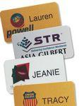 Custom Primo Lite Plus PVC Name Badge