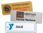 Custom Primo Plus Rectangle 0.060 PVC Badge (1