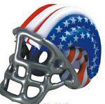 Custom Inflatable Football Helmet w/ Star