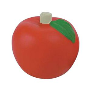 Custom Printed Apple Shaped Stress Relievers