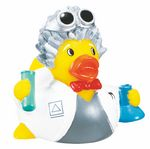 Custom Rubber Scientist Duck© Toy
