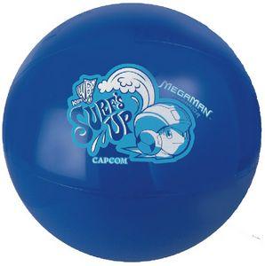 Custom Printed Blue Solid Color Beach Balls