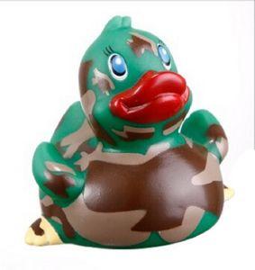 Custom Imprinted Army Rubber Ducks!
