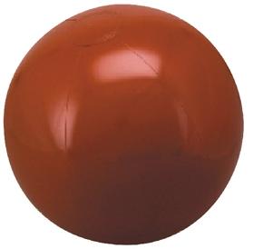 Custom Printed Brown Solid Color Beach Balls