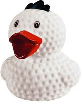 Rubber Birdie Golf Ball Duck© Toy