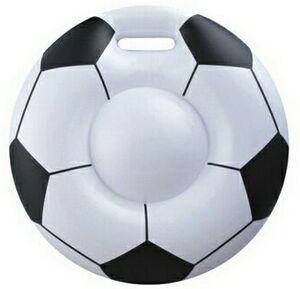 Custom Printed Soccer Ball Inflatable Cushions