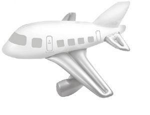 Custom Printed Inflatable Airplanes
