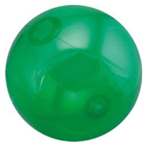 Translucent Beach Balls -