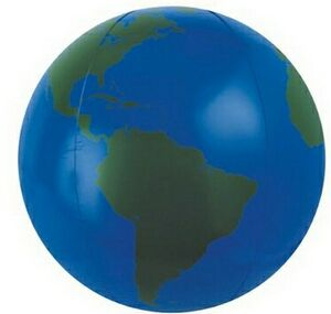 Globe and Earth Promotional Items -