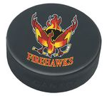Custom Official Hockey Puck - Full Color Imprint